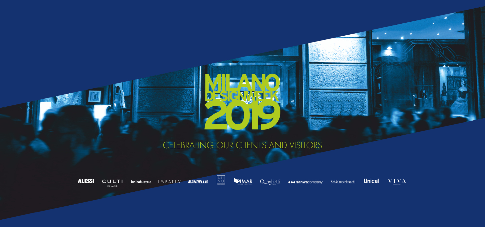 Il Quadrifoglio_MDW_2019_Celebrating our clients and visitors